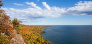 This Fall, take a ride on Duluth's Scenic Railroad 1